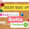 Easy Way to Stack Up More Savings with Grocery Rebate Apps