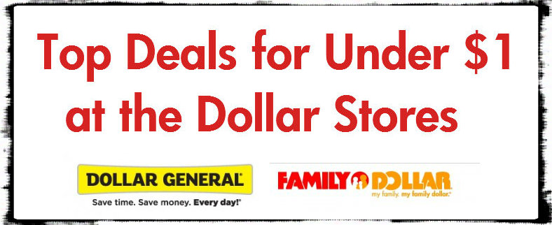Top Deals at Dollar Stores This Week, 1/17/13