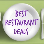 Best Restaurant Deals This Week, 9/14/12