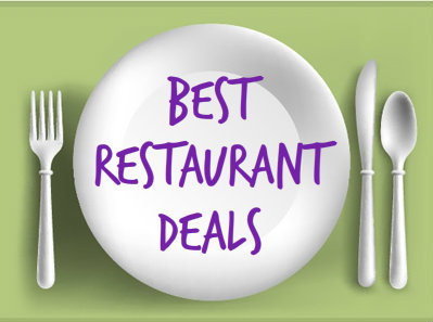 Best Restaurant Coupons and Deals This Week, 4/25/14