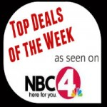 NBC4 Top Deals of the Week, 1/29/13