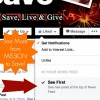 Want More Mission: to Save in Your Facebook News Feed?