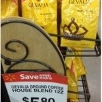 Gevalia Coffee BOGO Deals at Walmart and Target!