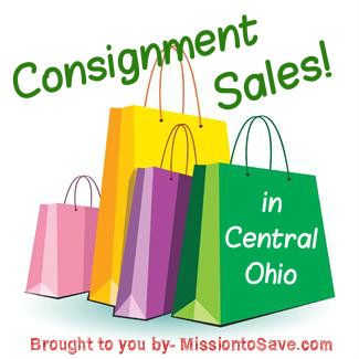 Central Ohio Consignment Sales Linky List!