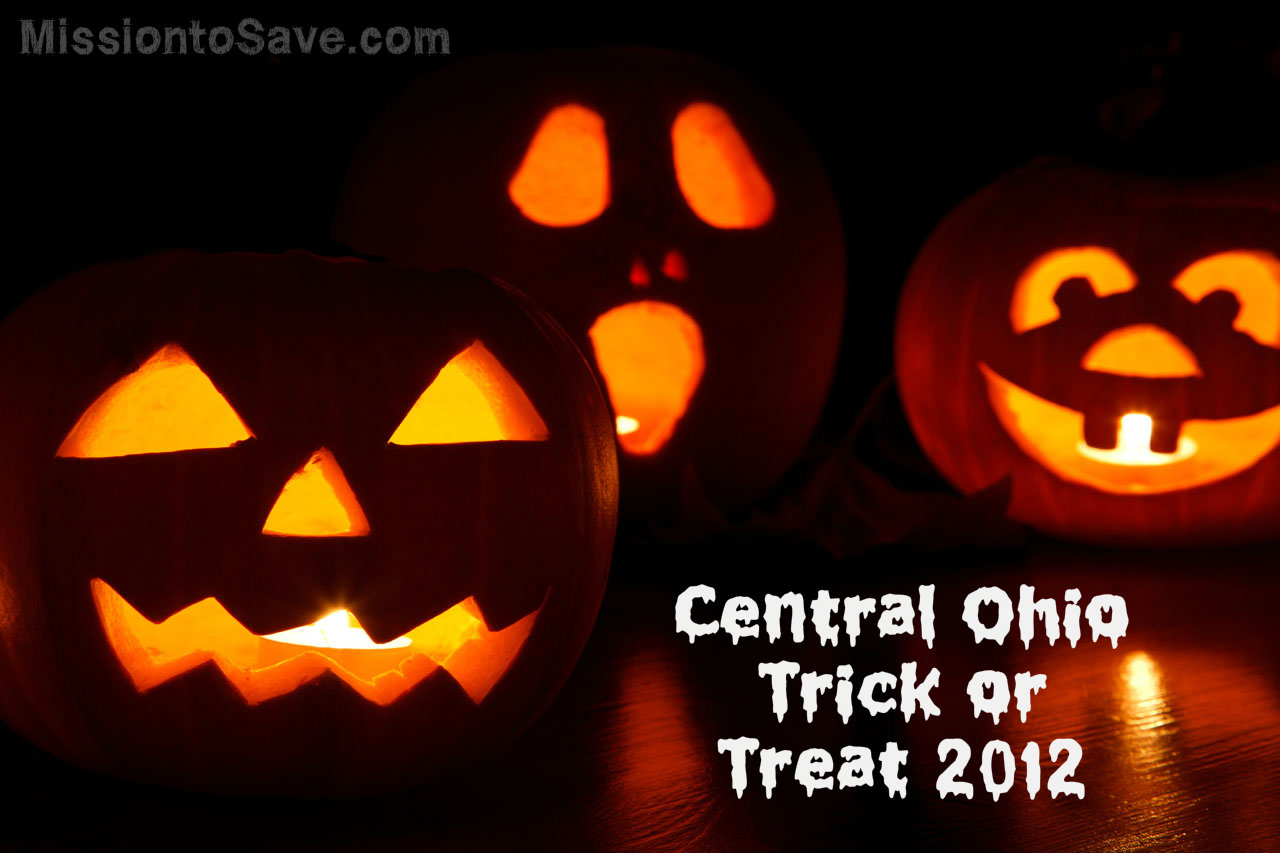October Pin of the Month Club Pinterest Linky: Central Ohio Trick or Treat