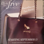 DSW: FREE Lovely Tote (w/ $39 Purchase, Starting 9/13)