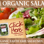 Earth Fare $1 Organic Salad