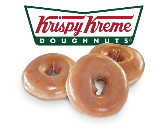 Krispy Kreme National Doughnut Day Freebie on June 3rd