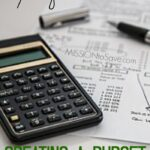 Tips for Creating a Budget