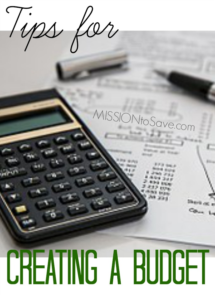 Check out our tips for creating a budget. We like the Dave Ramsey approach.