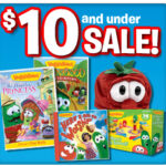VeggieTales: $10 and Under Sale Online (Limited Time)!