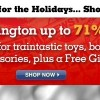 Chuggington Sale on Totsy + Free Gifts with Purchase!