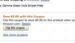 Avengers Costume coupon Amazon