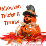 Halloween Deals and Coupons: Tricks & Treats