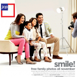 JCPenney Free Family Photos