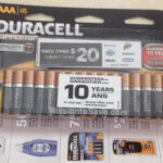 Staples Free Duracell Batteries (After Staples Rewards!)