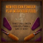 Sonic Corn Dog Pinball