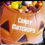 halloween candy matchups