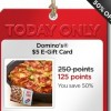 My Coke Rewards Wednesday Deal: $5 Dominos eGift Card