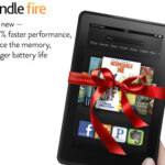 Kindle Fire HD 7 for $109 + More Amazon Black Friday Kindle Deals!