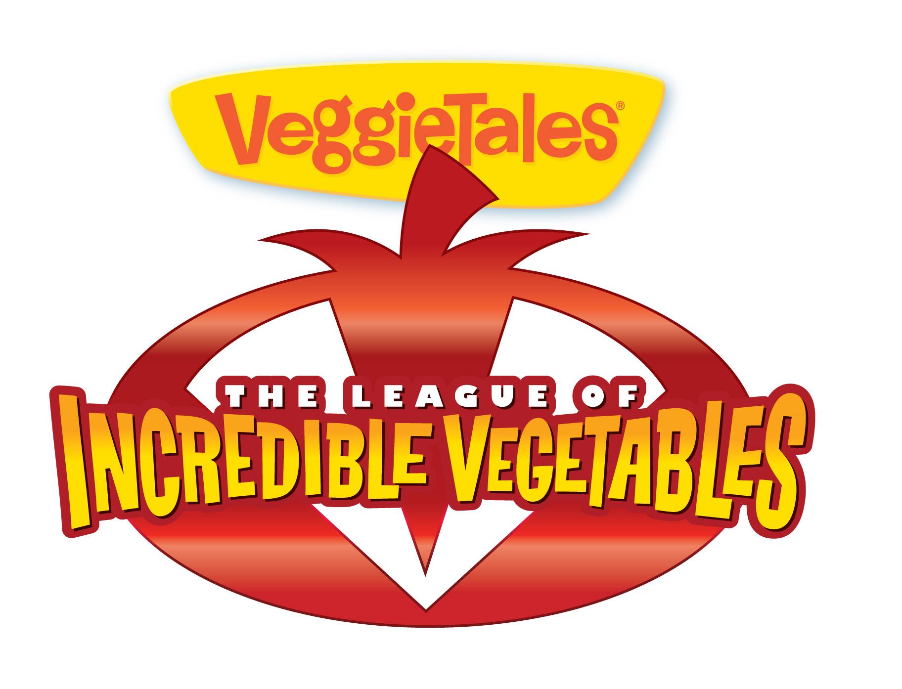 veggietales the league of incredible vegetables dvd
