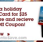 Red Lobster Bonus Gift Card Offer