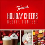 Torani Syrups Add Flavor to Your Holiday Celebrations!