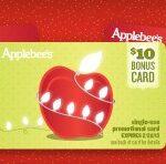 applebees gift card offer