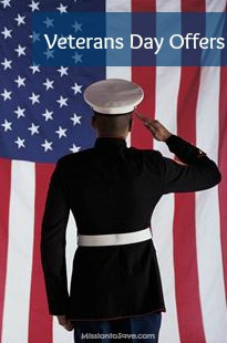 veterans day offers 2013