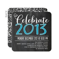 Ring in 2013 with Party Invitations from Tiny Prints