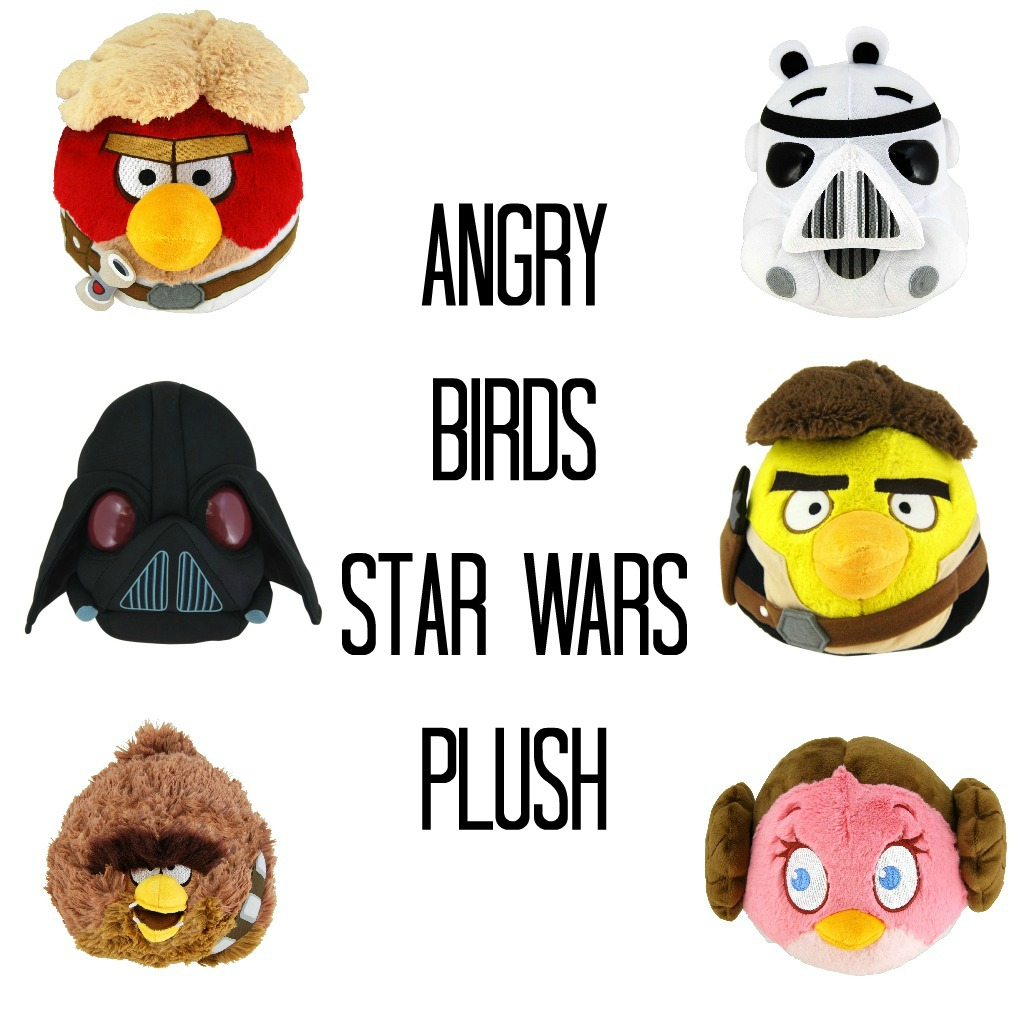 Angry Birds Star Wars Plush