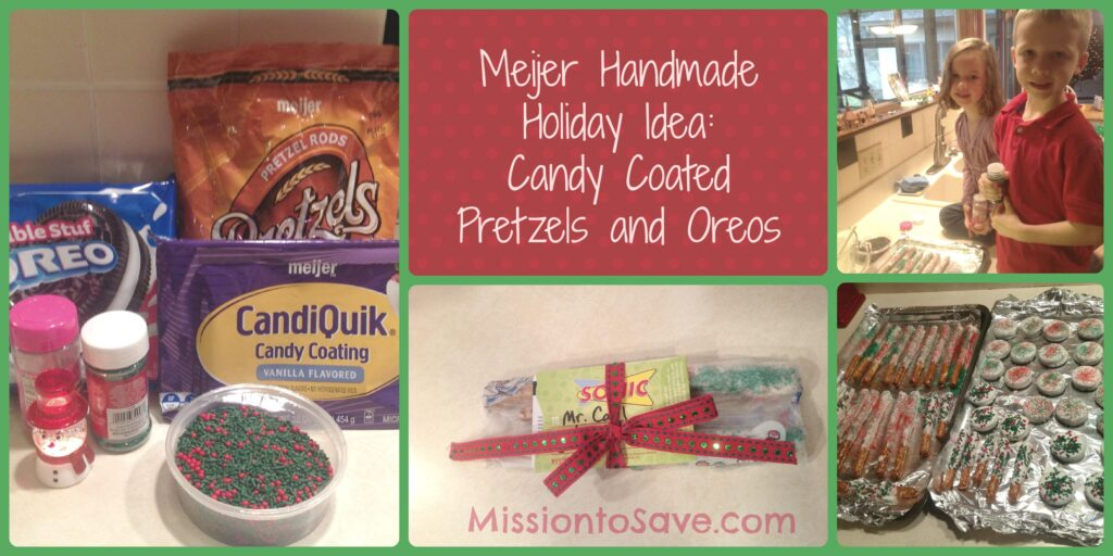 Meijer Handmade Holiday