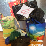 Third Thursday Repurpose: Re-Using Reusable Bags