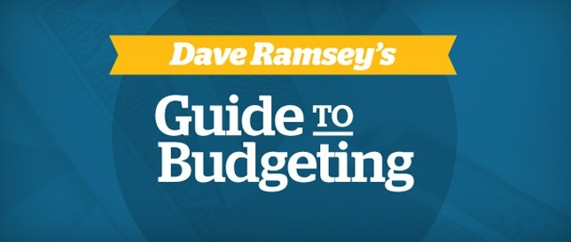 Dave Ramsey's Guide to Budgeting