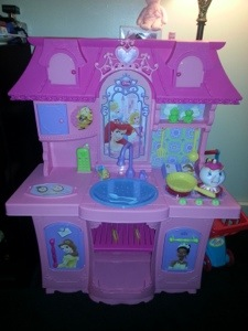 Reader\'s Haul- Disney Princess Kitchen, Walmart Clearance 80% Off ...