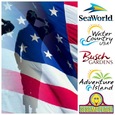 Free seaworld tickets veterans autos post for Busch gardens free military 2017