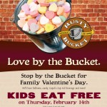 Valentine's Day Offers 2013- Kids Eat Free, Gift Card Deals and More
