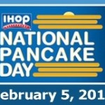 Free IHOP Pancakes on February 5th, 2013