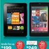 Staples Kindle Fire Gift Card Promo