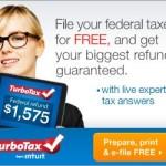 TurboTax Free Federal eFile
