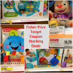 Fisher price Target coupon