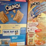 Look Out for Kelloggs Cereal Box Coupons
