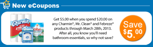 Stock Up Price on Charmin Toilet Paper at CVS Next Week!