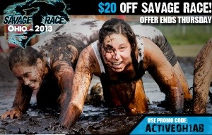 Ohio Savage Race Discount Code Thru 3/14