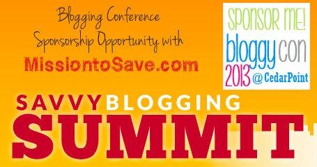 Blogging Conference Sponsorship