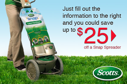 scotts snap spreader coupon