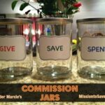 Third Thursday Repurpose: Commission Jars