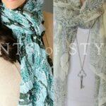 fashion friday scarves