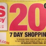 CVS Coupon from Insert – 20% Off (exp 4/20)