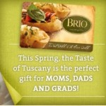 Bonus Gift Card Offers at Brio and Bravo Restaurants